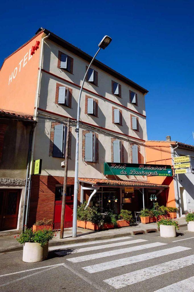 H tel restaurant le lauragais restaurants villefranche for Piscine villefranche de lauragais