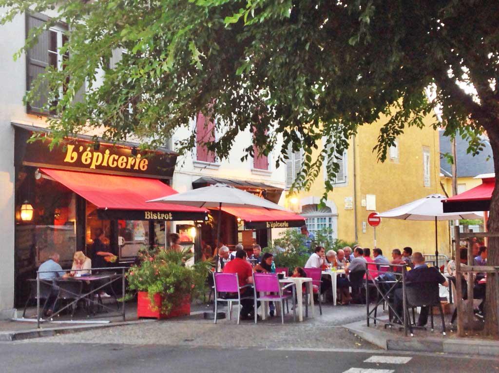 La Folie Restaurant St Sauveur