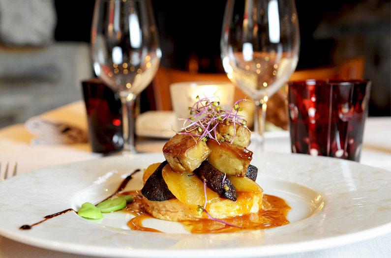 Restaurant la grange restaurants saint lary soulan - La cuisine des petits ...