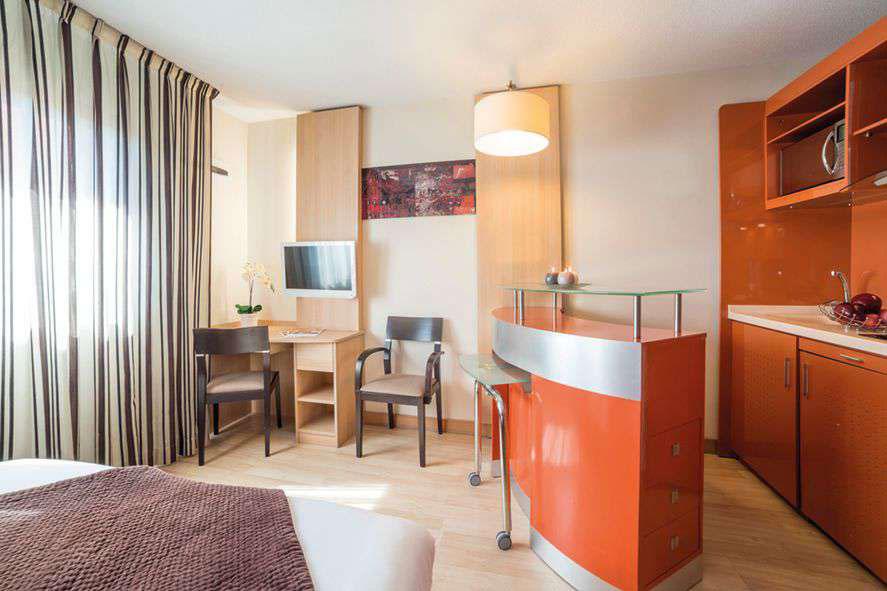 appart city toulouse a roport blagnac h tels blagnac. Black Bedroom Furniture Sets. Home Design Ideas