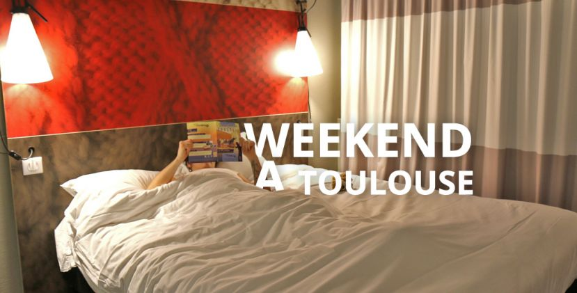 Un super bon plan pour se loger en week-end à Toulouse !