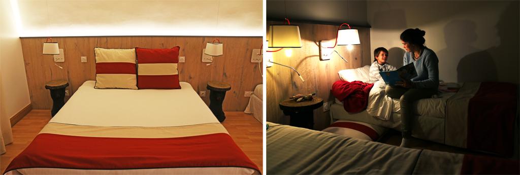 Grande Chambre de l'Hotel Mir