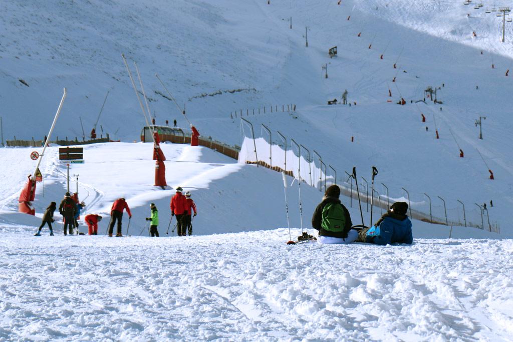 Domaine skiable St Lary