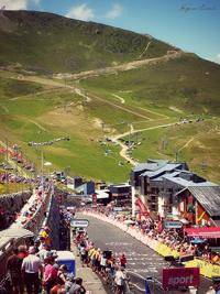 Tour de France à St-Lary ©Hugues Enond OT St-Lary