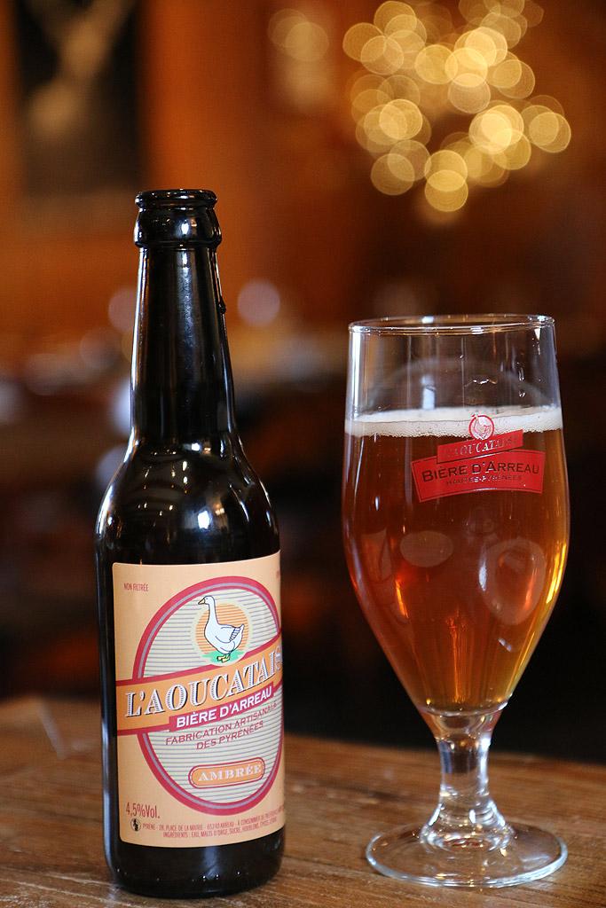 Les bières des Pyrénées