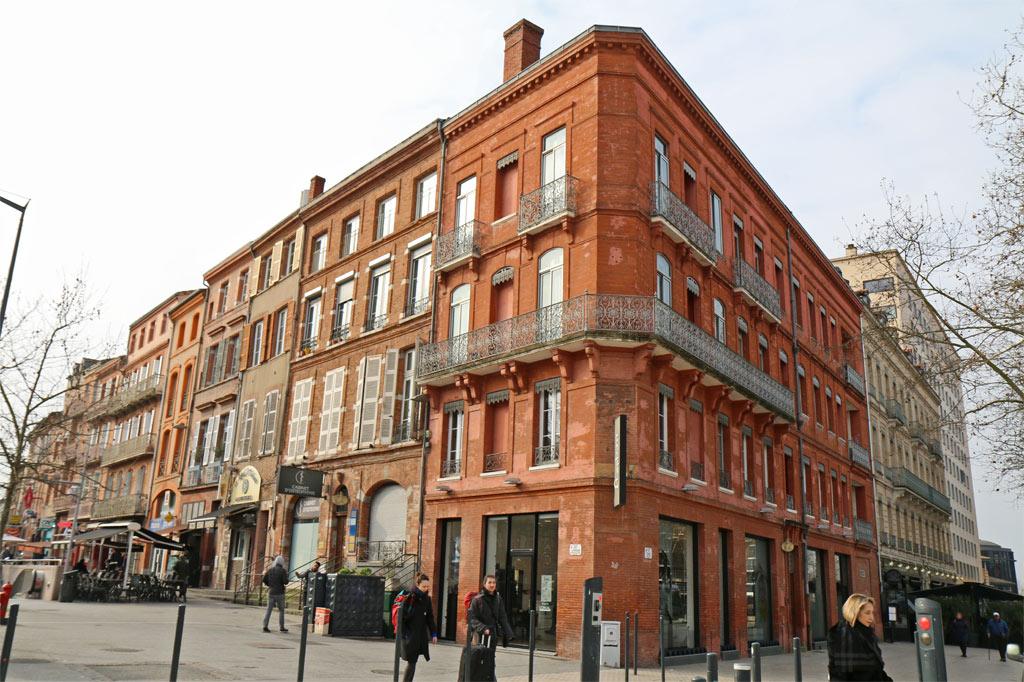Toulouse quartier Saint-Michel