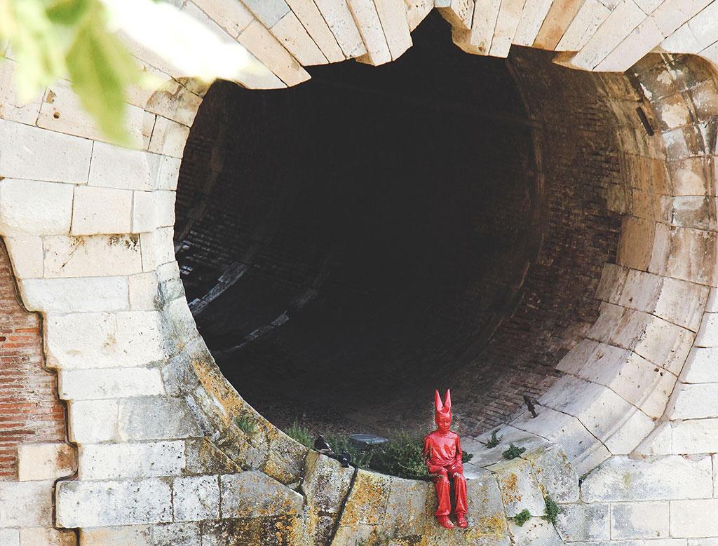 L'œuvre de James Colomina est installée sur le Pont-Neuf !