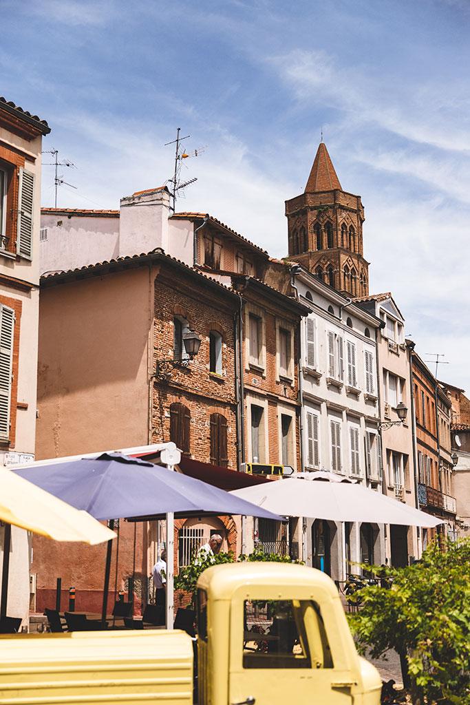 Saint-Cyprien ? Une ambiance village au coeur de la ville !