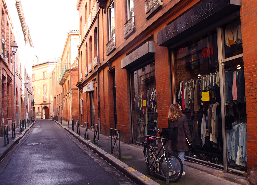 shopping a toulouse