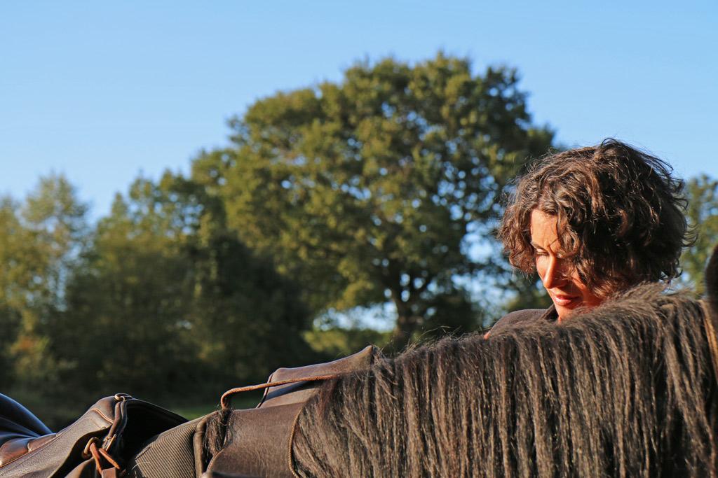 Tifenn stage de chevaux les oréades cheval hautes pyrénées