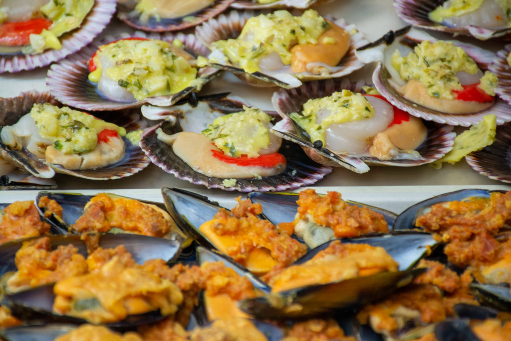Fruits de mer Bagnères-de-Bigorre