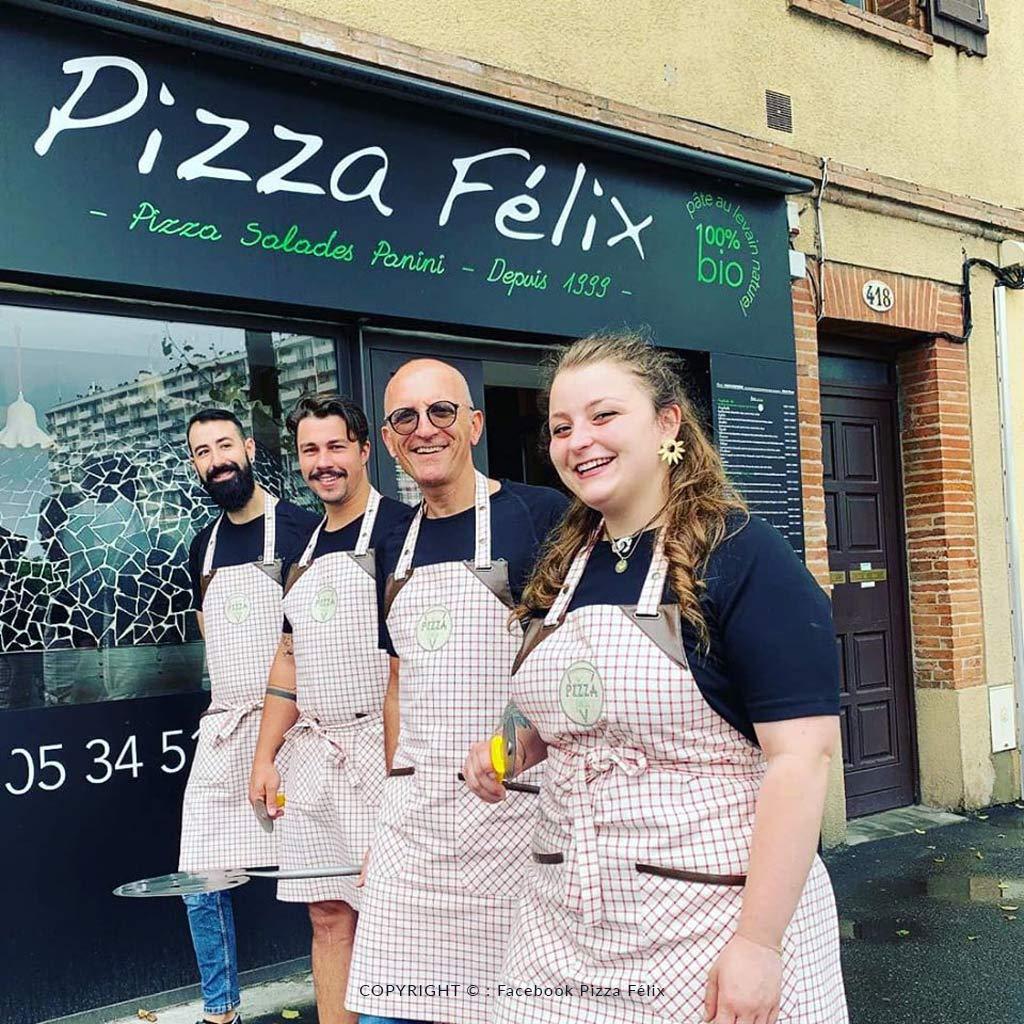 Chez Felix Pizza