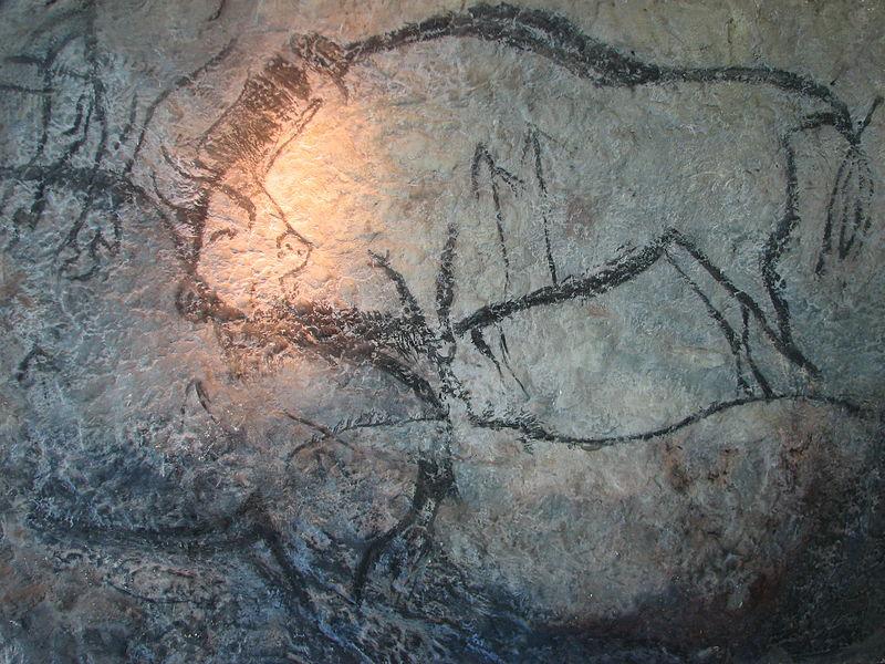 Le Bison de la Grotte de Niaux