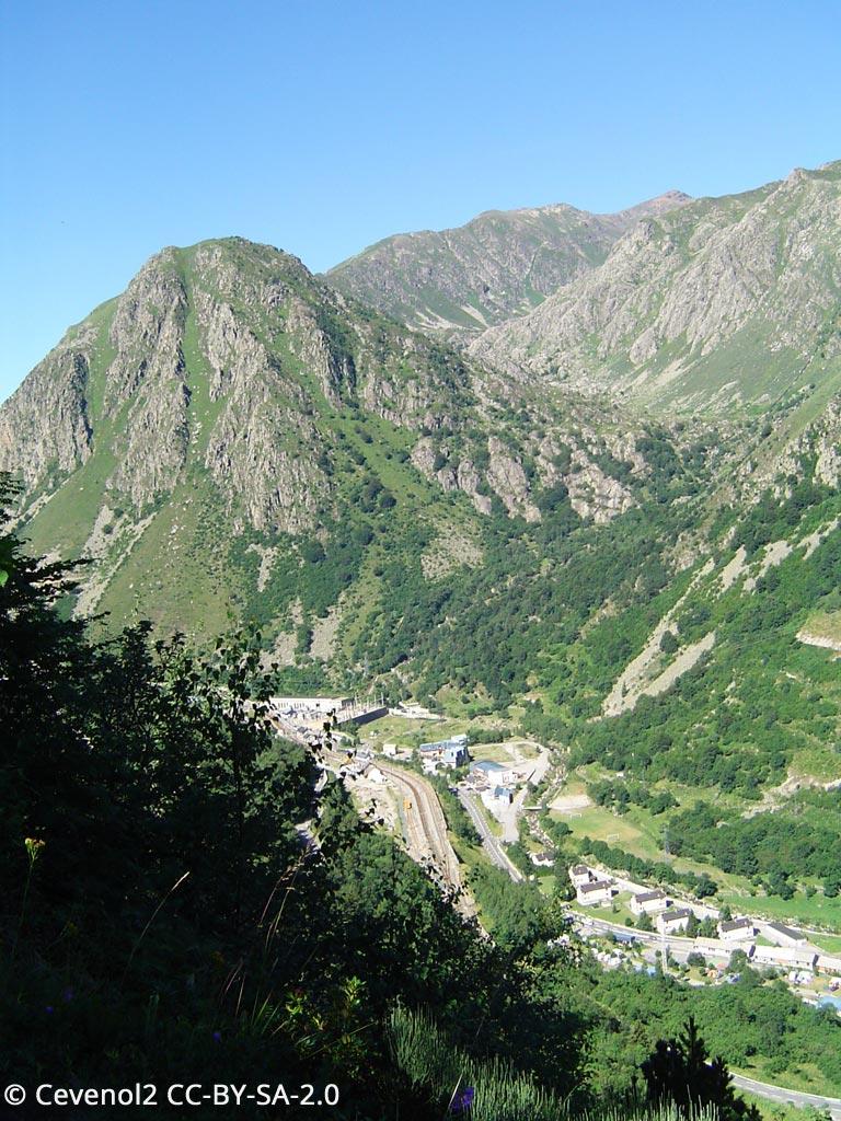 L'Hospitalet près l'Andorre