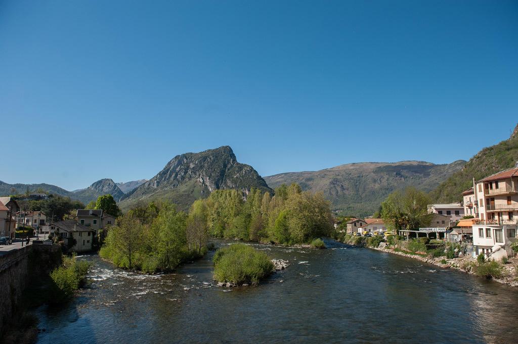 La nature environnante de Tarascon-sur-Ariège